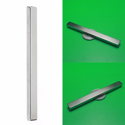 100x 10 X 5mm N50 Strong Large Powerful Rare Earth Neodymium Block Magnets