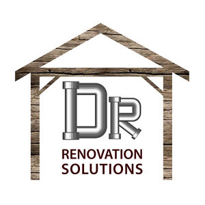 General Contractor - DR Renovation Solutions Cambridge Kitchener Area image 1