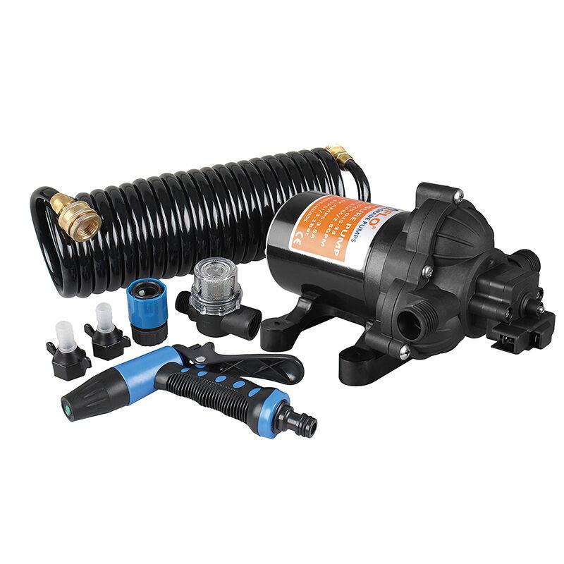 SEAFLO Washdown Pump 70PSI 11.6 LPM Pressure Washer Pump 12 Volt DC Car Washer