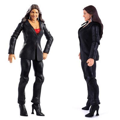 Wwe Stephanie Mcmahon Divas Wrestling Action Figure Kid Child Toy Mattel