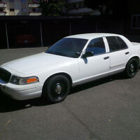 2009 Ford Crown Victoria Police Interceptor Sedan