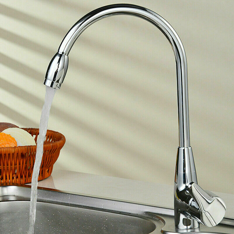 Garden Washing Machine Alloy Water Tap Wall Mount Sink Polished Basin Fauce V3D9