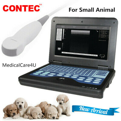 Portable Veterinary Ultrasound Scanner Machine For Small Animals Micro Convex Us