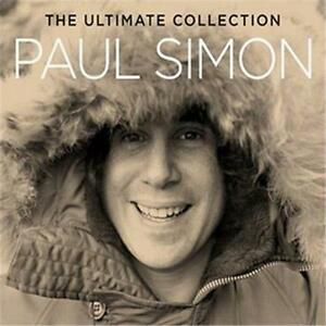 PAUL SIMON THE ULTIMATE COLLECTION CD NEW