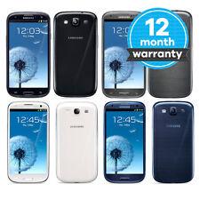 Samsung Galaxy S III  SIII S3 GT-I9300 - 16GB - Unlocked SIM Free Smartphone