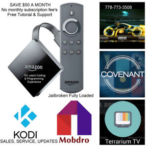 Brand New Amazon Fire TV 3nd Generation with Alexa Voice Kodi