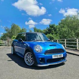 image for 2010 10 Mini 1.6 Turbo John Cooper Works JCW 211BHP Low Mileage Immaculate FSH