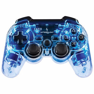 PDP Afterglow Controller for PS3 - Blue
