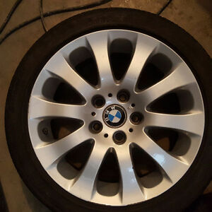 BMW rims /great for a winter set of rims