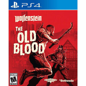 PS4: Wolfenstein:The Old Blood London Ontario image 1