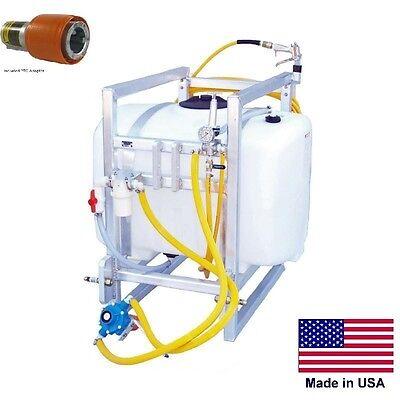 Sprayer - 3 Point Hitch Mounted - Pto Driven - 100 Gallon Tank -12 Gpm - 300 Psi