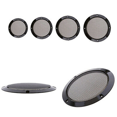 uxcell/® Metal Black 12 Inch Car Audio Speaker Subwoofer Grill Grille Cover Protector