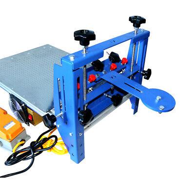 Vacuum Screen Printing Press 16x20 Silk Screen Printing Machine With Ss Pallet