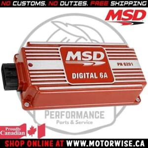 MSD 6A Digital 6201 | Shop MSD online at www.motorwise.ca |  Shop & Order MSD Ignition Parts Online at www.motorwise.ca