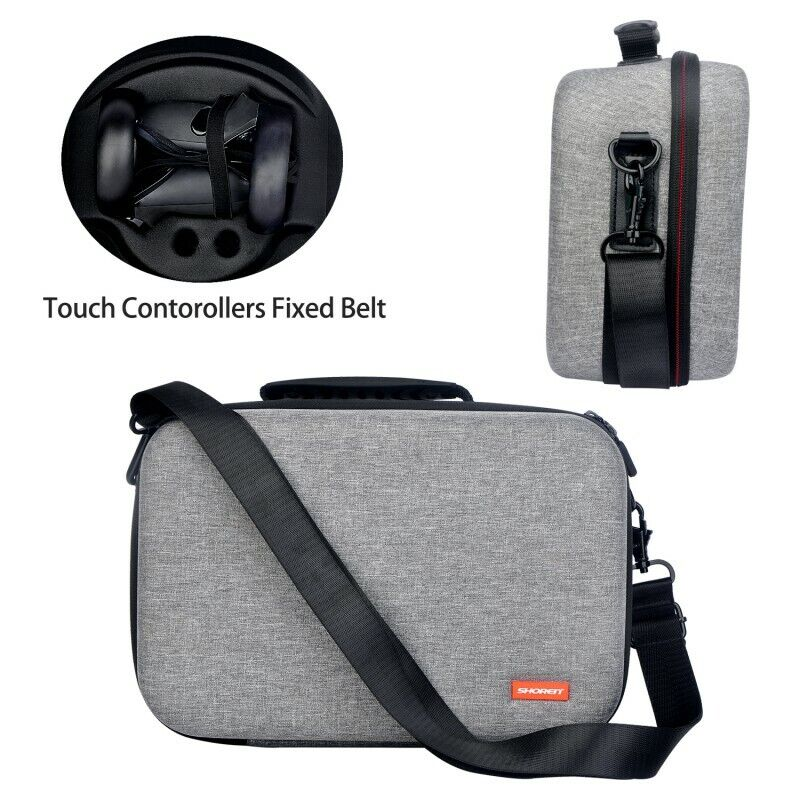 Protective Home & Carrying Case for Oculus Quest 2 VR Gaming Headset Storage Bag