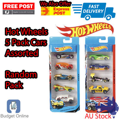 20 x Hot Wheels Diecast Car Pack Assorted Randomly Selected Toy Cars