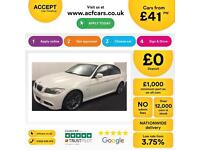 BMW 318 FROM £41 PER WEEK!