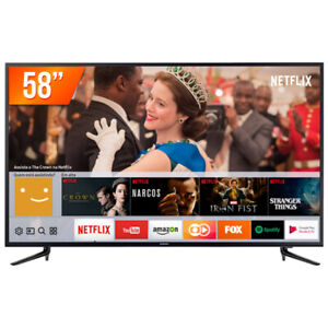 "NO TAX SALE-samsung LED TV 58""4k-ultra hd smart wifi-inbox-$699."