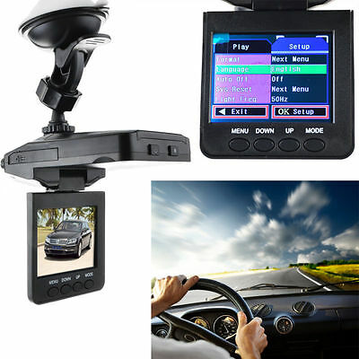 "Portable DVR 2.5"" Full HD 1080P Car Vehicle Camera Video Clear View Cam MIRROR"
