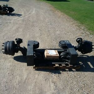 13 000 LBS Silent Drive Steer Axle Stratford Kitchener Area image 2