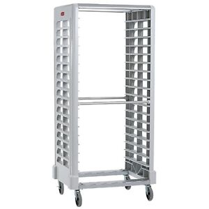 Rubbermaid 3319 Max System Storage Rack For Restaurant Prep