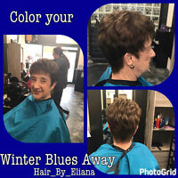Hair_By_Eliana - Hairstylist New To Byron Area with 26 years
