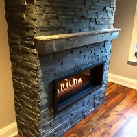 FIREPLACE REMODELLING - LOW COST ...HIGH IMPACT  from $ 499