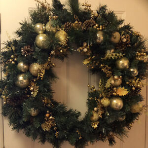 Beautiful large wreath