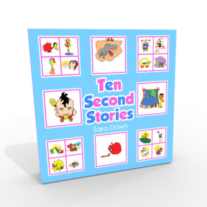Ten Second Stories - 20 short, sweet and rhyming stories!