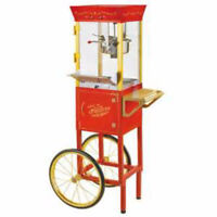 FOR RENT; POPCORN MAKER ON STAND