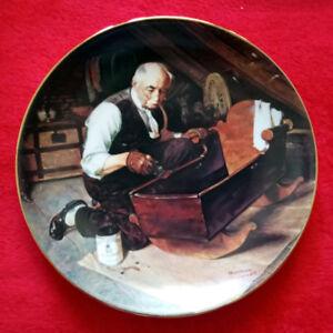 """""""Grandpa's Gift"""" Collector Plate"""