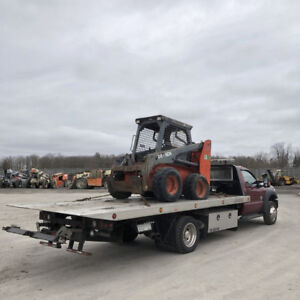 TOWING SERVICE FLATBED HAULING - CARS AUTO MACHINERY & EQUIPMENT