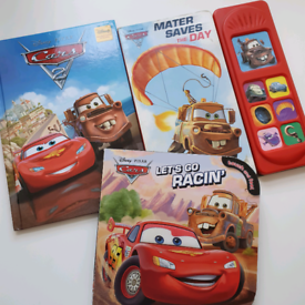 CARS books for kids