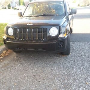 2007 Jeep Patriot SUV,