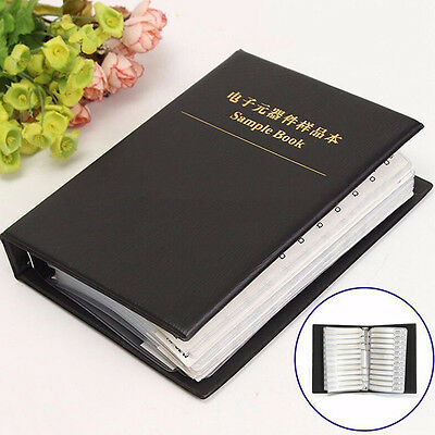 8500pcs 0402 1 Smd Smt Chip Resistor 170 Values Sample Book Assortment Kits