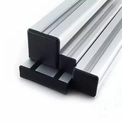 End Caps 2020 2040 4040 4080 Aluminum Profile Extrusion Accessory 20 Per Pack