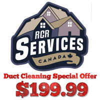 Duct Cleaning & Carpet Cleaning Services