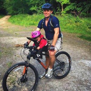 Siège de vélo pour enfant Weeride Kangourou Deluxe
