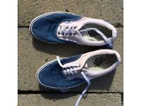 Vans jeans shoes 6 uk