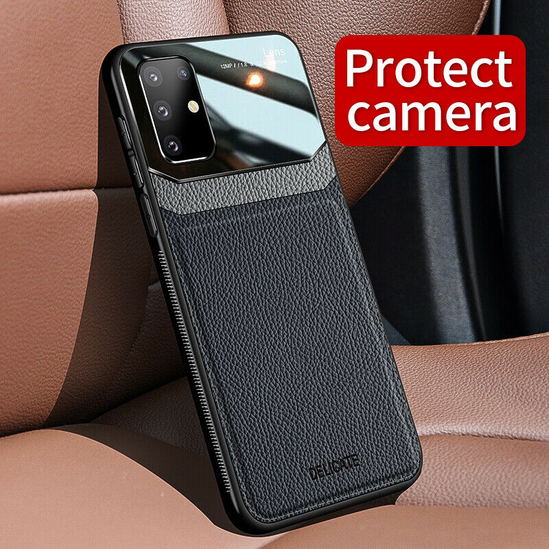 For Samsung Galaxy S20 Ultra S20 Plus Case Mirror Protect Ca