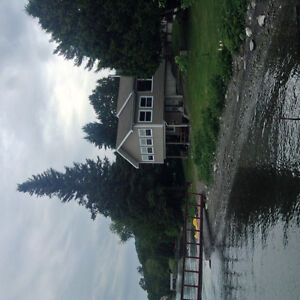 Beautiful clean cottage for rent in Baker Lake, NB