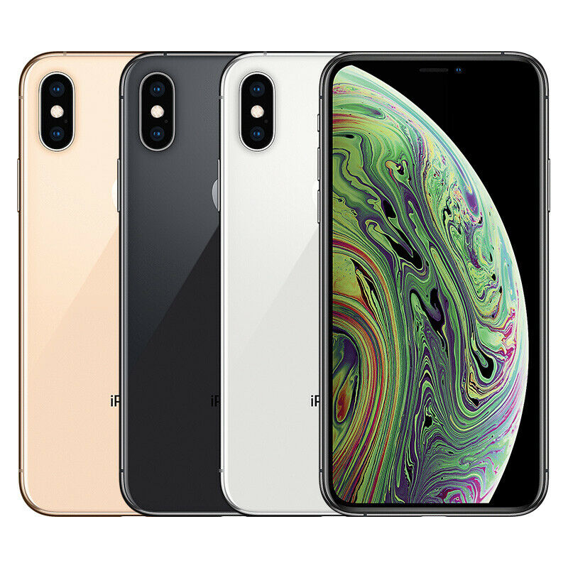 Apple iPhone XS 64GB Unlocked Smartphone