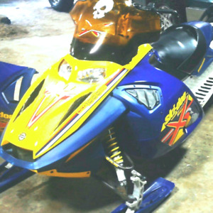 Skidoo 1000 sdi for parts 163
