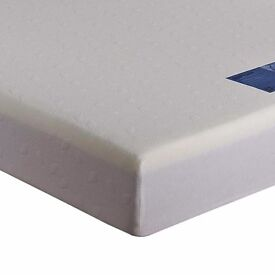 Brand new Memory foam 3ft single mattress with washable cover. NO SPRINGS! FREE DELIVERY