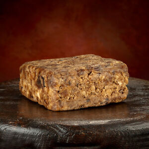 2 oz. Bar Raw Organic Pure African Black Soap 100% Authentic *All Natural Soap!