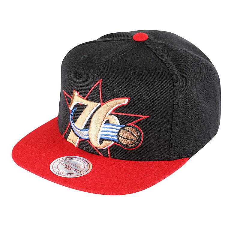 classic styles buy best wide range Mitchell & Ness NBA Philadelphia 76ers HW Classics Cropped XL Logo ...