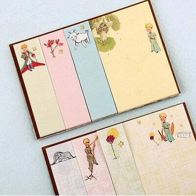 Little Prince Memo Pad Weekly Plan Sticky Notes Stationery Planner Stickers