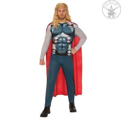 RUB 3820959 Lizenz Herren Kostüm Thor OPP Erwachsene Karneval  ()