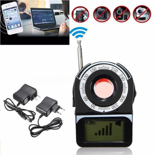 New CC309 GPS GSM WIFI SMS RF SPY BUG DETECTOR & LASER CAMERA LENS FINDER