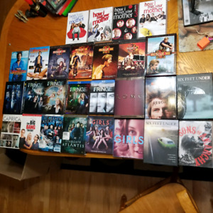TV shows for sale